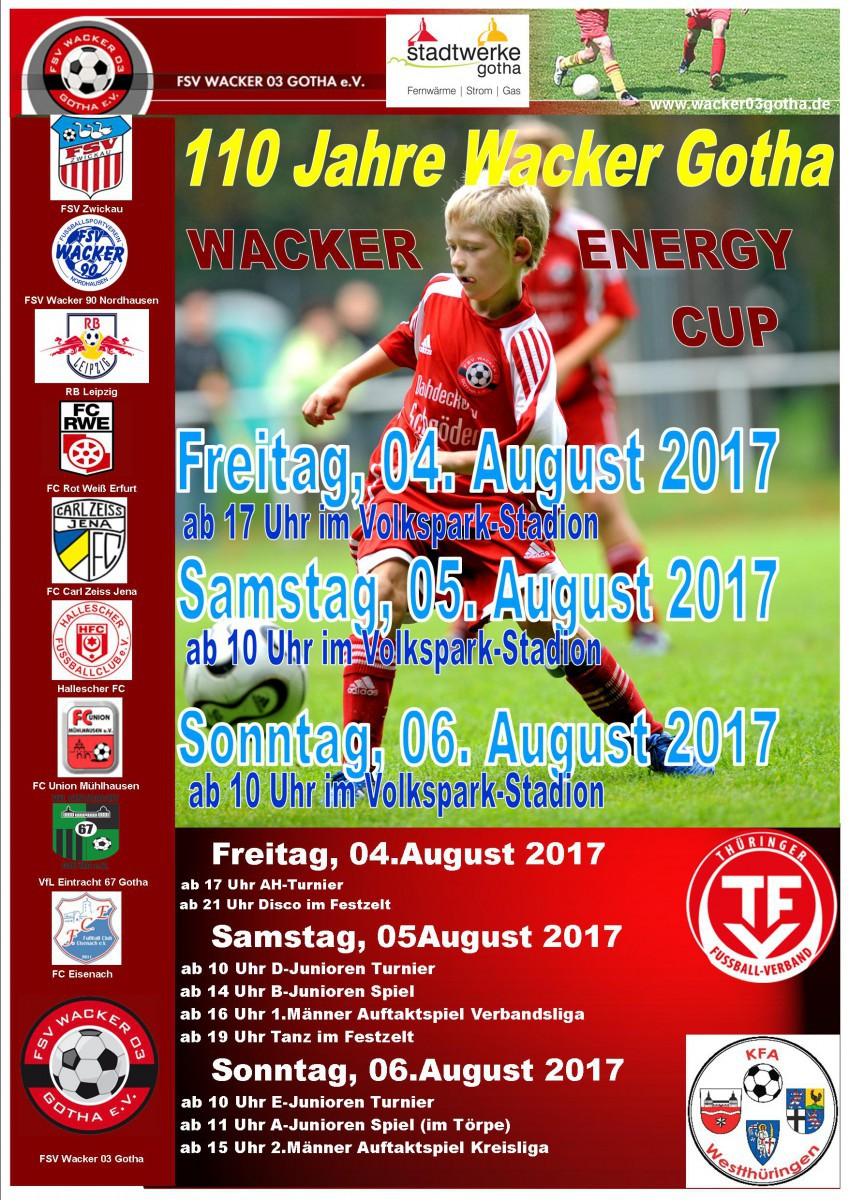 LIVE Ticker Sonntag ENERGY Cup